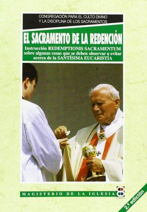 EL SACRAMENTO DE LA REDENCIÓN