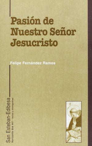 PASIÓN DE NUESTRO SEÑOR JESUCRISTO