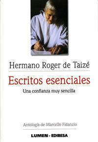 ESCRITOS ESENCIALES (HNO.ROGER)