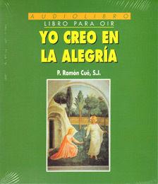 YO CREO EN LA ALEGRIA (LIBRO+CD)