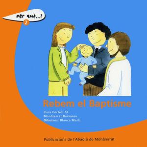 REBEM EL BAPTISME