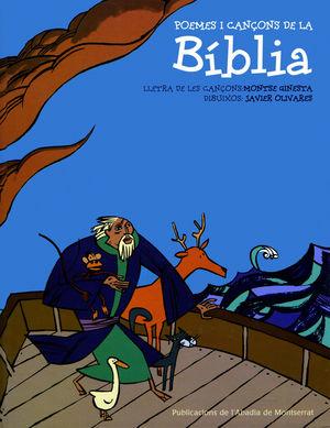 POEMES I CANÇONS DE LA BÍBLIA (LLIBRE I CD)