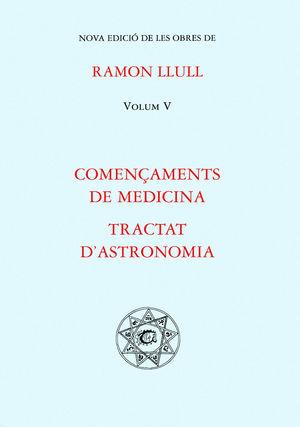 COMENÇAMENTS DE MEDICINA. TRACTAT D'ASTRONOMIA
