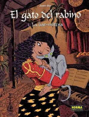 EL GATO DEL RABINO 1 - LA BAR-MITZVA