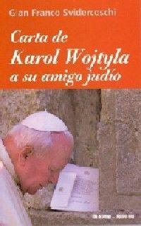 CARTA DE KAROL WOJTYLA A SU AMIGO JUDIO