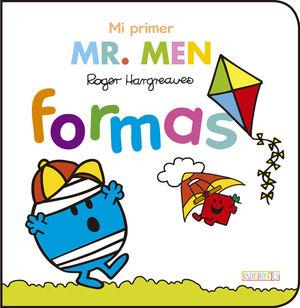FORMAS.(MI PRIMER MR.MEN)