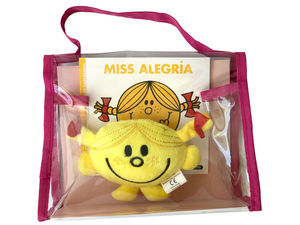 PACK MISS ALEGRIA.(MR. MEN Y LITTLE MISS)