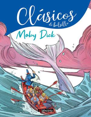 3.MOBY DICK.(CLASICOS DE BOLSILLO)