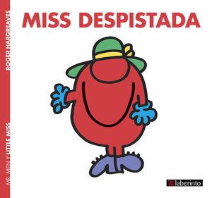 23.MISS DESPISTADA.(MR MEN Y LITTLE MISS)