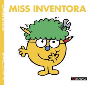 25.MISS INVENTORA.(MR MEN Y LITTLE MISS)