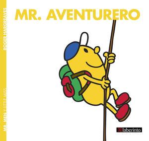 25.MR AVENTURERO.(MR MEN Y LITTLE MISS)