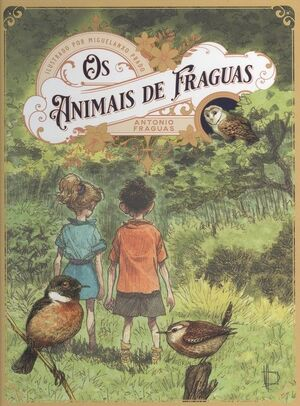 OS ANIMAIS DE FRAGUAS