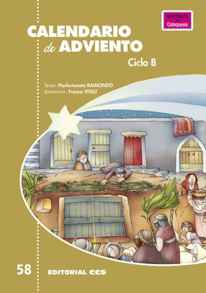 CALENDARIO DE ADVIENTO. CICLO B