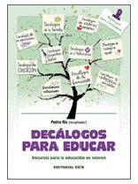 DECÁLOGOS PARA EDUCAR