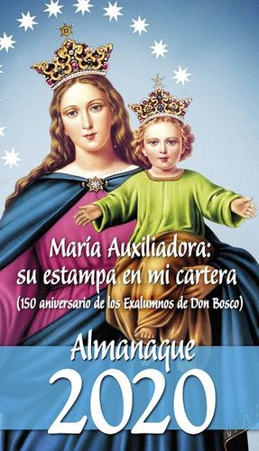 ALMANAQUE 2020 MARIA AUXILIADORA CCS TACO