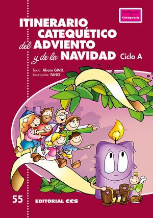 ITINERARIO CATEQUÉTICO DEL ADVIENTO Y DE LA NAVIDAD