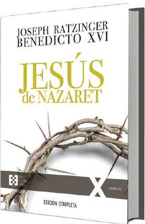 JESUS DE NAZARET (ED.COMPLETA) (CARTONE)