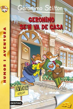 GERONIMO SE'N VA DE CASA