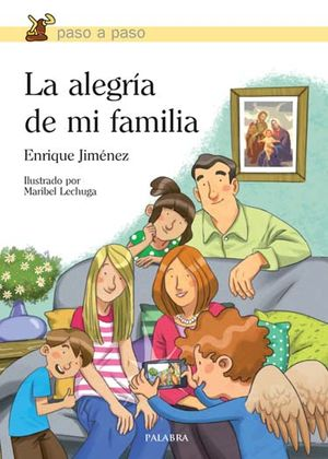 LA ALEGRÍA DE MI FAMILIA