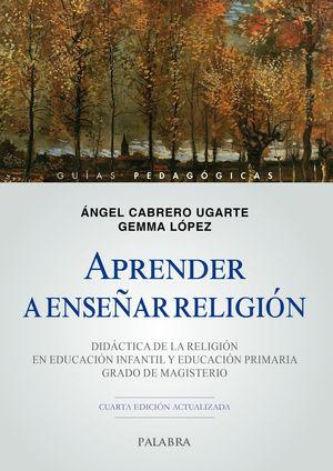 APRENDER A ENSEÑAR RELIGIÓN