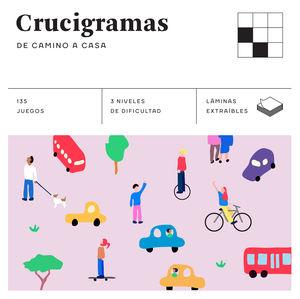 CRUCIGRAMAS DE CAMINO A CASA (CUADRADOS DE DIVERSIÓN)