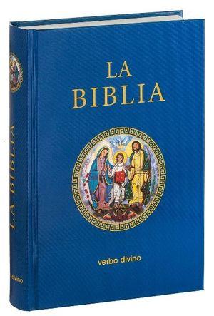 LA BIBLIA (BOLSILLO - CARTONÉ)