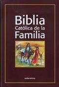 BIBLIA CATÓLICA DE LA FAMILIA-CARTONÉ DOS COLORES UÑERO
