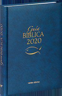 GUÍA BÍBLICA 2020