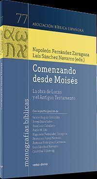 COMENZANDO DESDE MOISES
