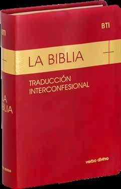 LA BIBLIA (BTI) TRADUCCIÓN INTERCONFESIONAL