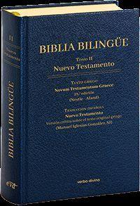 BIBLIA BILINGÜE TOMO II