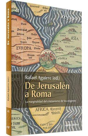 DE JERUSALÉN A ROMA