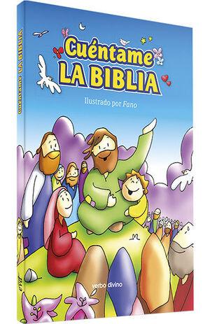 CUÉNTAME LA BIBLIA [EDICIÓN RÚSTICA]