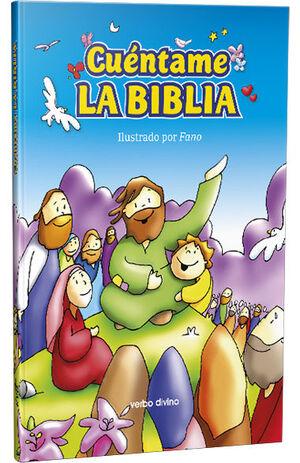 CUÉNTAME LA BIBLIA [EDICIÓN CARTONÉ ACOLCHADO]