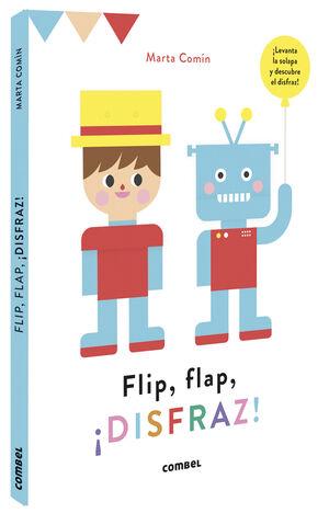 FLIP, FLAP, ¡DISFRAZ!