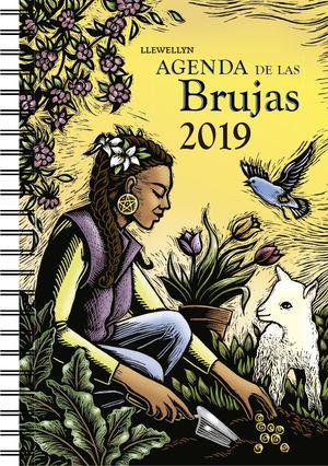 AGENDA 2019 DE LAS BRUJAS