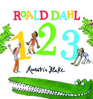 ROALD DAHL 1, 2, 3
