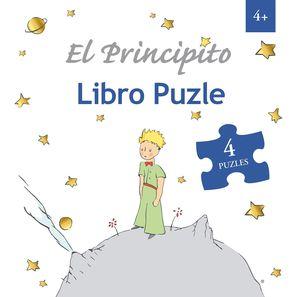 EL PRINCIPITO LIBRO CON PUZLES