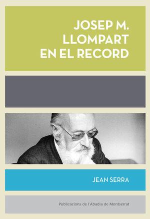 JOSEP MARIA LLOMPART EN EL RECORD CATALAN