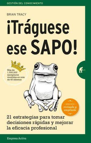 TRAGUESE ESE SAPO! ED. REVISADA