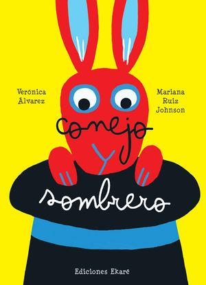 CONEJO Y SOMBRERO