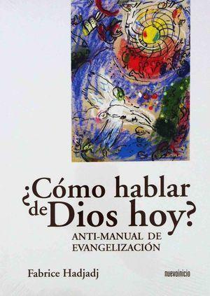 ¿COMO HABLAR DE DIOS HOY?