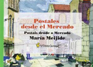 POSTALES DESDE EL MERCADO