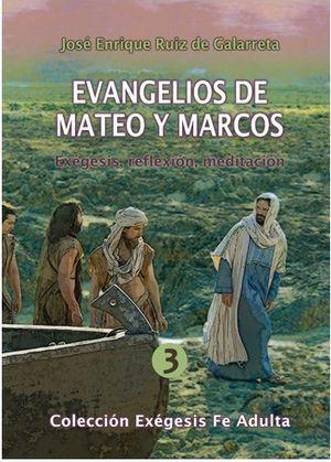 EVANGELIOS DE MATEO Y MARCOS