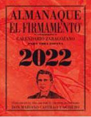 ALMANAQUE EL FIRMAMENTO 2022 ZARAGOZANO
