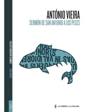 SERMON DE SAN ANTONIO A LOS PECES
