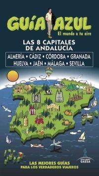 CAPITALES DE ANDALUCÍA