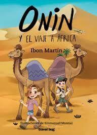 ONIN Y EL VIAJE A ÁFRICA