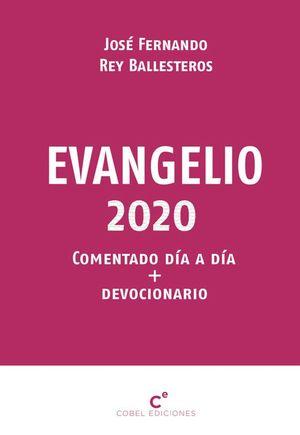 EVANGELIO 2020 COMENTADO DIA A DIA CON DEVOCIONARIO
