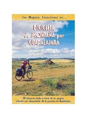 BICICLETA DE MONTAÑA POR GUADALAJARA